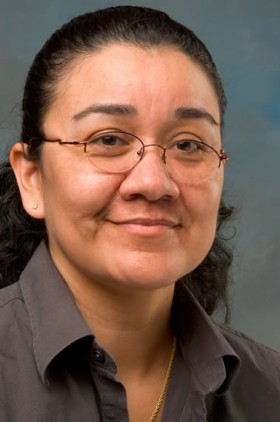 Headshot of Dr. Gallardo